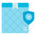 Security Truck Delivery Icon