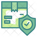 Package Protection Insurance Package Icon