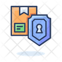 Package Protection Parcel Security Protection Icon