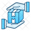 Package Protection Security Icon