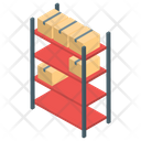 Package Rack Icon