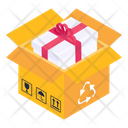 Package Recycling Icon