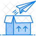 Package Release Parcel Release Product Release Icon