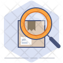 Package search Icon