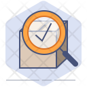 Package search ok Icon