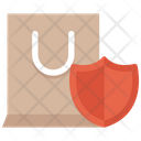 Package Protection Secured Delivery Delivery Protection Icon
