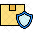 Package Security Protection Shield Icon