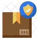 Package Security Delivery Insurance Parcel Insurance Icon