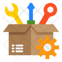 Package Box Tools Icon