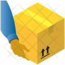 Logistics Delivery Package Icon