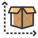 Package Size Package Size Icon