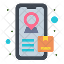 Package Tracker Package Tracking Order Tracking Icon