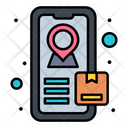 Package Tracker Icon