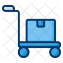 Package Trolley Icon