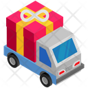 Package Truck Icon