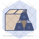 Box Delivery Logistics Icon