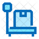 Package Weight Box Weight Weight Scale Icon