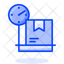 Package Weight Box Weight Parcel Weight Icon