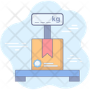 Package Weight Weight Package Icon