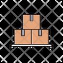 Box Carton Delivery Icon