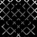 Economy Outline Icon Icon