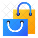 Packages Shopping Bags Icon