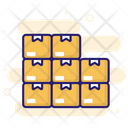 Packages Boxes Delivery Icon