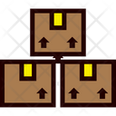 Packages Stack Icon