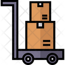 Packages Delivery Parcel Icon