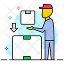 Packaging Stock Delivery Services Icon