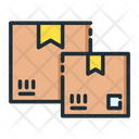Packaging Delivery Box Pack Icon