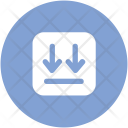 Packaging Symbol Cargo Icon
