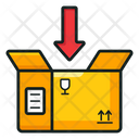 Packaging Container Parcel Packaging Icon