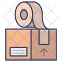 Packaging Cargo Box Icon