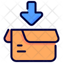 Packaging Package Product Icon