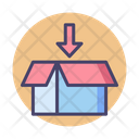 Mpackaging Packaging Box Icon