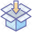 Package Packet Parcel Icon