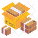 Parcel Packaging Packaging Delivery Packaging Icon