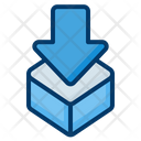 Packaging Box Delivery Icon
