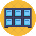 Packaging Package Warehouse Icon