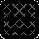 Packaging Symbol Cargo Icon