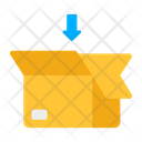 Parcel Package Logistic Icon
