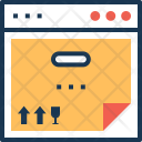 Box Packaging Parcel Icon