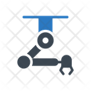 Manufacture Auto Machine Icon