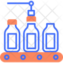 Packaging Process Icon