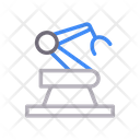 Auto Machine Manufacturing Icon