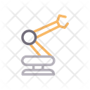 Auto Machine Manufacture Icon