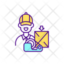 Packaging Service Icon