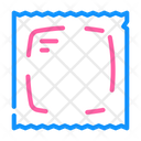 Packed Wipes Hygiene Icon