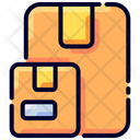 Packgage Ecommerce Buke Icon